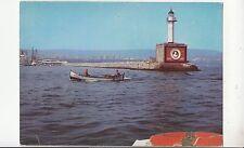 BF30736 varna entree du port ship bulgaria   front/back image