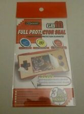 NINTENDO GAME BOY MICRO SCREEN PROTECTOR NEW - PROTECTOR PANTALLA