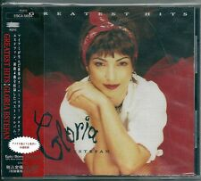 Gloria Estefan Greatest hits +2 Japan CD w/obi ESCA-5654
