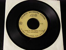 The Persuaders-Peace It The Valley Of Love-RARE 1972 US Soul 45 PROMO Acetate!