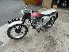 1965 TRIUMPH T20 TIGER CUB SQUARE BARREL MODEL.