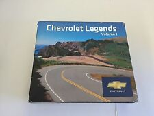 CHEVROLET LEGENDS Volume 1 (Rhino 2007) driving music, rock compilation