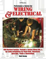 CUSTOM AUTO WIRING & ELECTRICAL  - HP1545