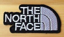 The North Face Embroidered Iron/Sew on Badge Toppa Parche Bordado Aufnaher NEW