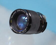 Soligor Zoom Macro 28-80mm C/D 3,5-4,5 per Nikon/ai (difetto/defect) - (15986)