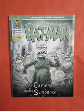 RAT-MAN COLLECTION-  N° 90 - DI:LEO ORTOLANI- MANGA PANINI COMICS- ratman