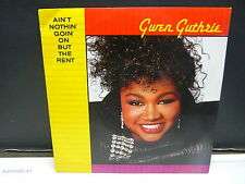 GWEN GUTHRIE Ain't nothin' goin' on  but the rent 8852107