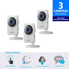 SNH-1011 - Samsung SmartCam Refurbished Soltech Triple Pack / Updated Ver. 2.0
