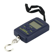 Portable 40kg/10g Electronic Hanging Fishing Digital Pocket Weight Hook Scale FE