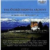 THE ANDRES SEGOVIA ARCHIVE NEW & SEALED