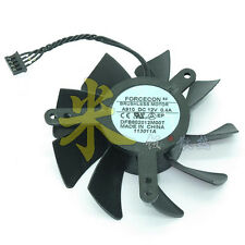85mm Fan DFB802012M00T For VGA Video Card GTX590  #M784 QL