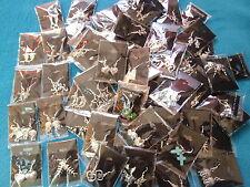 ++ REVENDEUR Lot de 100 paires de boucles d'oreilles pendantes++ NEUF