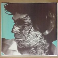 """Rolling Stones 26"""" x 24"""" Tattoo You Band Poster Album Keith Richards Concert CD"""