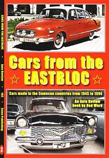 Book - Cars from the Eastbloc - Skoda Trabant FSO Zastava Dacia Oltcit Lada GAZ