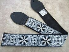 SOULDIER Guitar Strap JIMI HENDRIX Dresden Star Gray Vintage Style / Johnny Marr