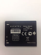 NEW OEM ALCATEL CAB3120000C1 OT-800 OT-880 510A OT-888A OT768  OT-807 BATTERY