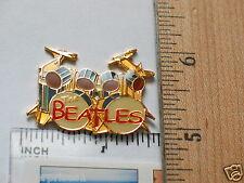 Beatles Drum Set Pin (#1) Dated 1998
