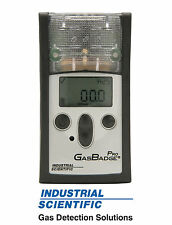 Industrial Scientific GasBadge Pro H2S Gas Monitor/Gas Detector- Refurbished CPO