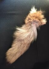 Coyote Tails - Professionally Tanned - Fur, pelt, hide - Log Cabin Decor