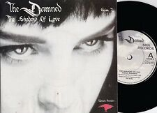 Damned ORIG UK PS 45 Shadow of love EX '85 Post Punk MCA GRIM2