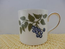 Crown Staffordshire Hampton Demitasse Cup White/Multi