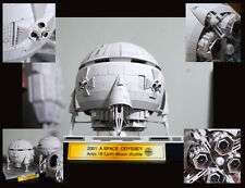 3D DIY Paper Model Kit 2001 A Space Odyssey Aires 1B Moon Bus Shuttle Spaceship