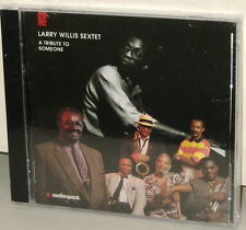 AudioQuest CD AQCD 1022: Larry Willis Sextet - Tribute To Someone - USA 1994 SS