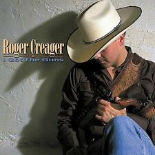 Roger Creager - I Got The Guns (2002) - Used - Compact Disc