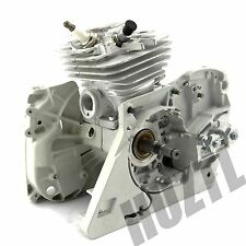 STIHL MS361 CYLINDER PISTON CRANKSHAFT CHAIN SAW CRANKCASE OIL TANK ENGINE