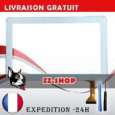 "Vitre tactile 10"" pour tablette MEMUP SLIDEPAD 116DC 104 108 (version 50pin)"