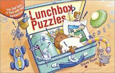 Lunchbox Puzzles : Fun Tear-Outs to Pack with Your Sandwiches by Steve Ryan...