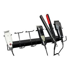 BarberMate Clipper Trimmer Rack Organizer 6 Unit Holder - Andis, Oster, Wahl