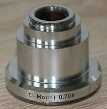 Leica Mikroskop Microscope C-Mount Adapter HC 0,70x (Nummer: 11541543)