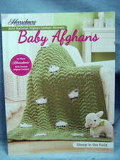 HERRSCHNERS BABY AFGHANS 2012 NATIONAL CONTEST WINNERS CROCHET KNIT PATTERN BOOK