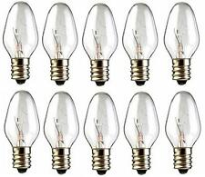 Box of 10, 15W 120V bulbs for Scentsy Plug-In Warmer Wax Diffuser