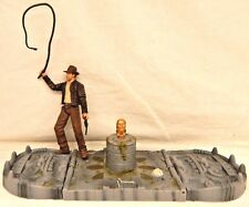 "INDIANA JONES WITH ""TEMPLE"" TRAP PLAYSET - Action Figure Set (Loose)"
