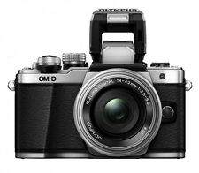 Olympus OM-D e-m10 Mark II argent + kit incl. 14-42mm objectif argent 2/9961