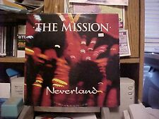 The Mission Neverland Original 1995 Double Gatefold Uk LP