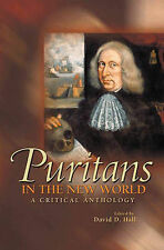 Puritans in the New World: A Critical Anthology by Princeton University Press...