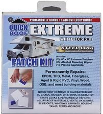 "New Quick Roof Extreme Patch Kit quick Roof Extreme Ube88 6"" x 25'Quick Roof Ext"