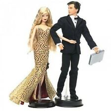 Barbie James Bond 007 Ken Y Barbie Set De Regalo Nrfb 2002