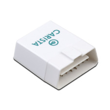 Carista Bluetooth OBD2 Adapter, Scanner and App: Diagnose, Customize and Service