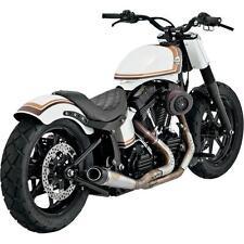 RSD Slant Exhaust System 2 into 1 Works Harley-Davidson FLSTS Springer 1997-2003