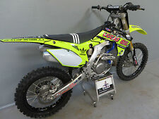 Honda CRF250 2014-16 CRF450 2013-16 TLD Neon yellow graphics,plastics+seat cover