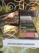 Urban Decay Naked On The Run Palette LE Rare 100% Auth Global Shipping