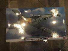 Messerschmitt Bf109F Molders 1:48 Hasegawa Model Kit 09760