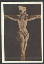 Estampa antigua del Cristo de Limpias andachtsbild santino holy card santini