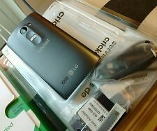 NEW LG RISIO ANDROID GREY 4G LTE Cricket Wireless (Unlocked) for tmobile at&t