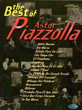 The Best of Astor Piazzolla - Carisch Verlag - ML2437 - 9990051677089
