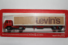 "Playart Majorette Road Champs ""Levins Furniture"" Semi Truck Blister Pack"